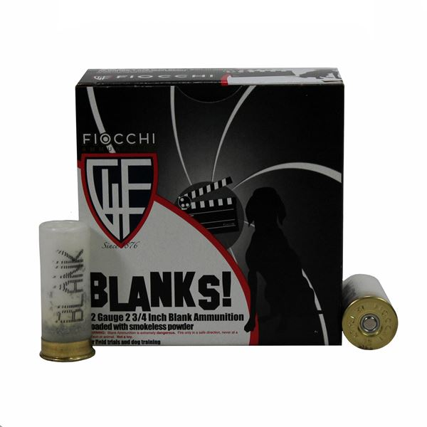 """Picture of 12ga 2.75"""" Blank /25"""
