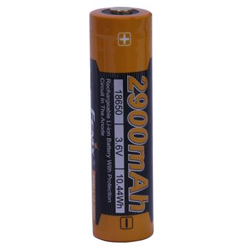 Picture of 18650 (3.6V) 2900 mAh Recharge. Bat.