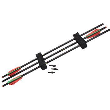 """Picture of 22"""" Carbon Pro-V Arrows ,3/PK"""