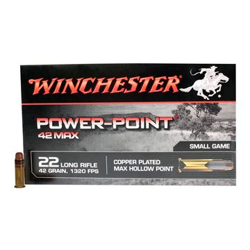 Picture of 22LR 42 Max Gr Powerpoint /50