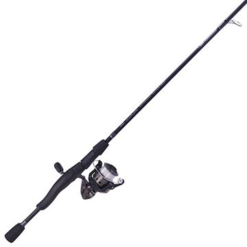 Picture of 33 BLACK ATAC 30SZ 6' 2PC MED SPIN COMBO