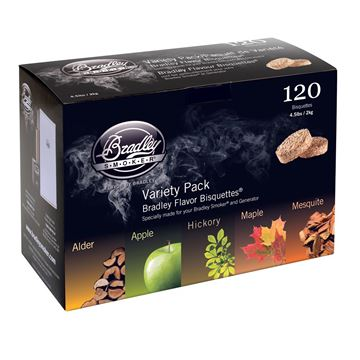 Picture of 5 Flavor Variety 120 Pack