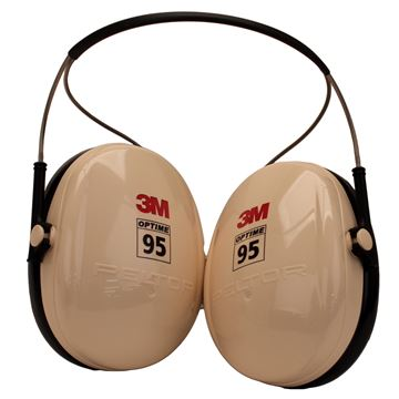 Picture of 95 Behind-the-Head Earmuffs Beige