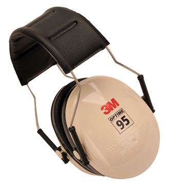 Picture of 95 Over-the-Head Earmuffs Beige