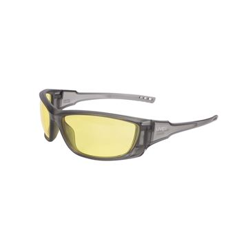 Picture of A1500 Solid Gry Frame,Amber Hardcoat Lens