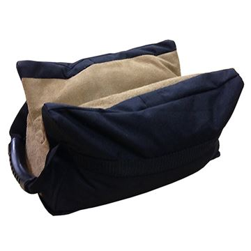 Picture of All Leather Bench Bag-Extra Large-Filled