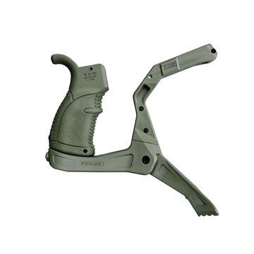 Picture of AR-15 Qk Dep Bipod w an INtAGR-43 PG-OD
