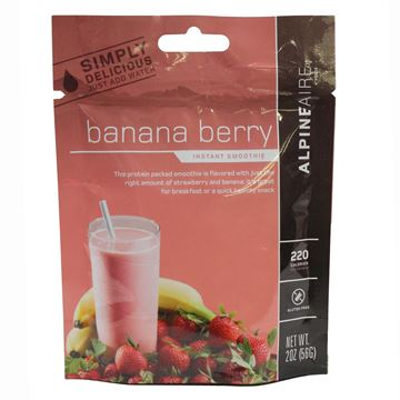 Picture of Banana Berry Smoothie