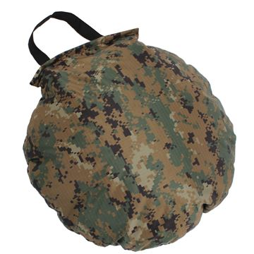 """Picture of Camo Nylon Thermo Seat,Assrt Clrs,18"""""""