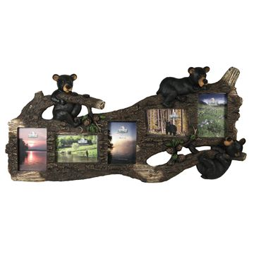 Picture of 5 Photo Bear Picture Frame
