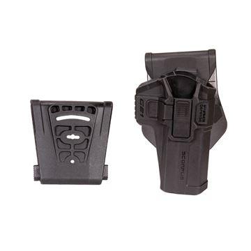 Picture of Glock .45 L2� Ret hlstr (P/B) (R/L)-BK