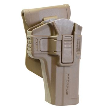 Picture of Glock .45 L2 Swivel Ret hlstr (P/B) (R/L)