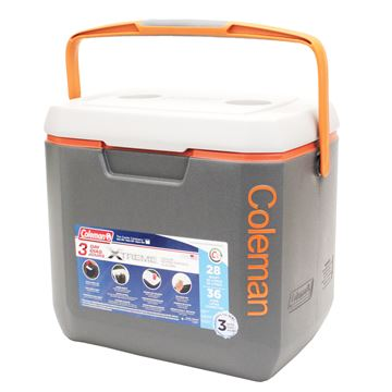Picture of Cooler 28qt Dgry/org/lgry Omld 5878