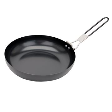 Picture of Frypan Steel 9.5 Folding Handle