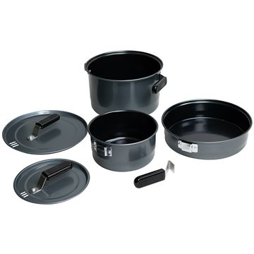 Picture of Cookset  Steel Family Size