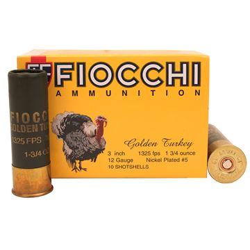 "Picture of Golden Turkey 12ga 3"" Sz5 1 3/4oz /10"