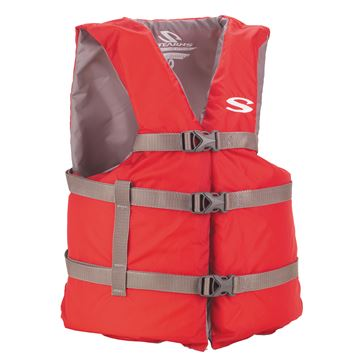 Picture of PFD 2001 Cat Adlt Boating Uni  Red