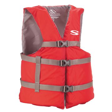 Picture of PFD 2001 Cat Adlt Boating Ovsz  Red