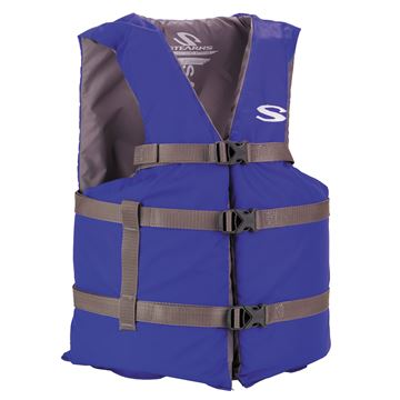 Picture of PFD 2001 Cat Adlt  Boating Uni Blu