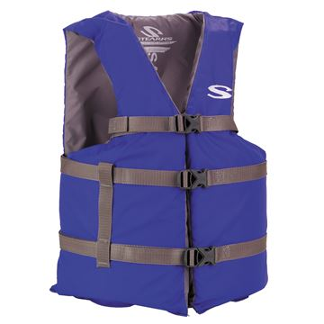Picture of PFD 2001 Cat Adlt Boating Ovsz  Blu