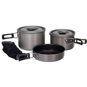 Picture of Cook Set, Black Ice The Scouter H. A. QT