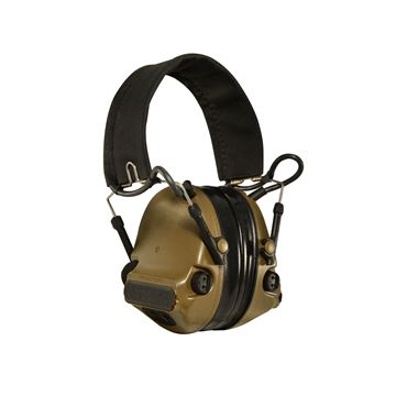 Picture of ComTac III hearing Protection Headset-BRN