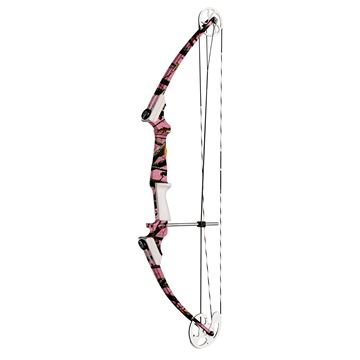 Picture of Gen Bow LH Pink Camo,Bow Only