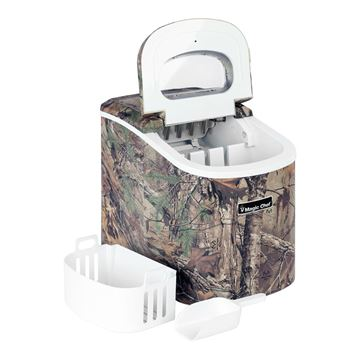 Picture of Realtree 27lb Countertop Ice Maker