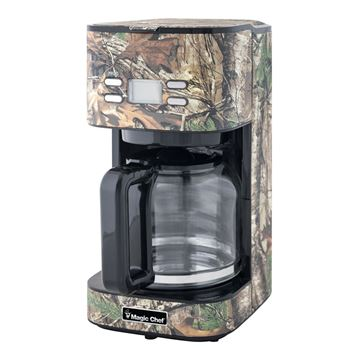 Picture of Realtree 12 Cup Coffee Maker