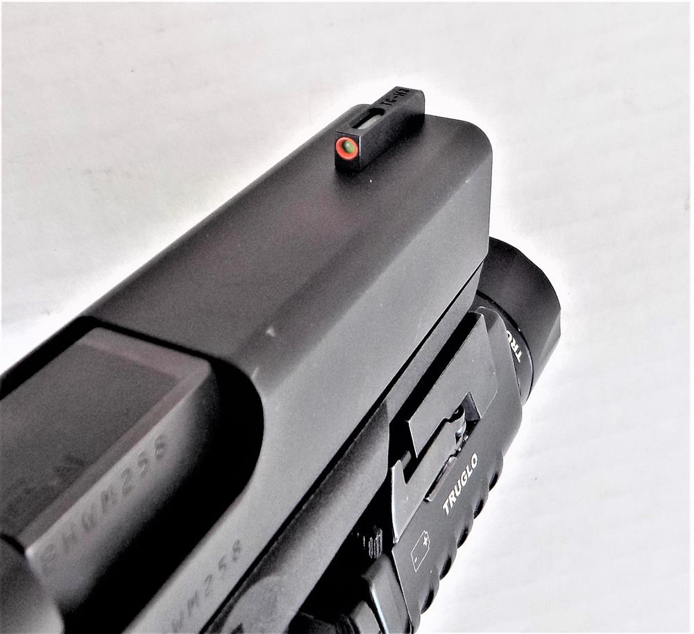 TruGlo fiber optic front sight