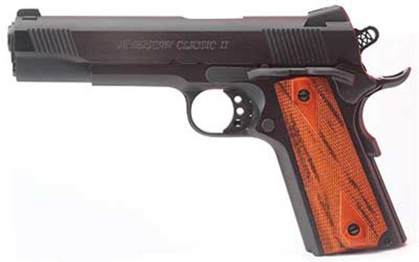 "AMER CLSC II 1911 45ACP 5"" 8RD BL"