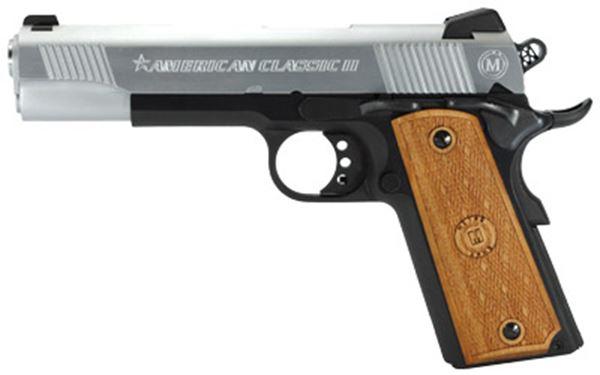 "AMER CLSC 1911 45ACP 5"" 8RD DT"