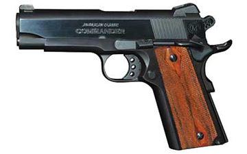 """AMER CLSC 1911 45ACP 4.25"""" 8RD BL"""