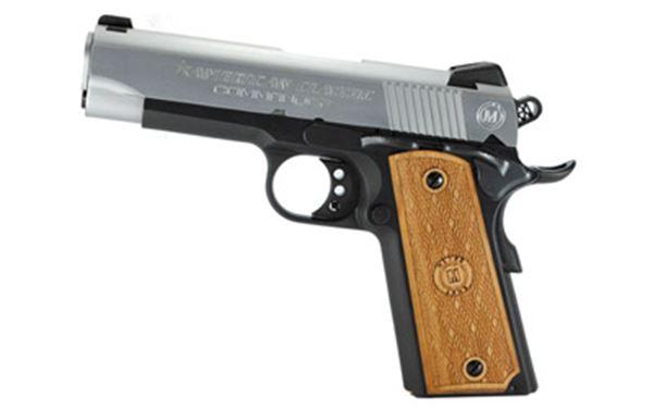"AMER CLSC 1911 45ACP 4.25"" 8RD DT"