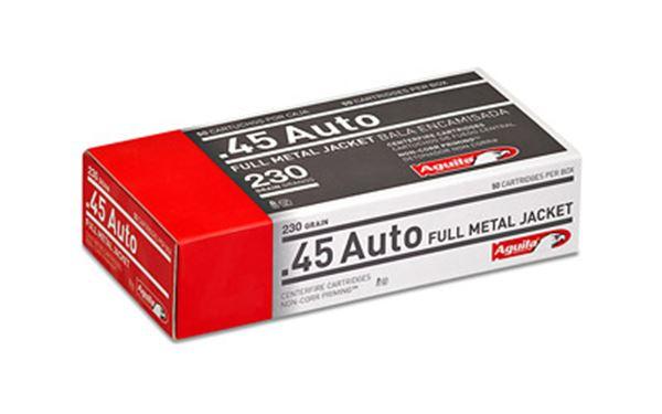 AGUILA 45ACP 230GR FMJ 50/1000