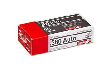 AGUILA 380ACP 95GR FMJ 50/1000