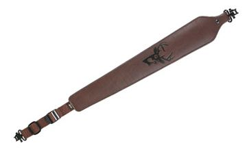 Picture of ALLEN COBRA LEATHER SLNG W/SWVEL BRN