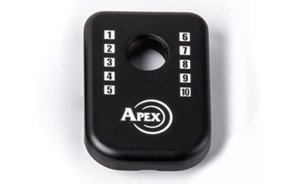 APEX APEX J-PLATE BASE PAD FOR MAGPS