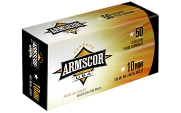 Picture of ARMSCOR 10MM 180GR FMJ 50/1000