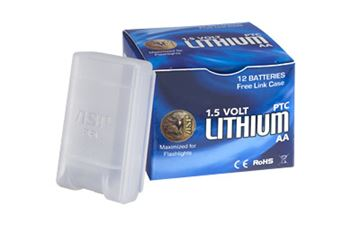 Picture of ASP AA LITHIUM BATTERIES 12PK