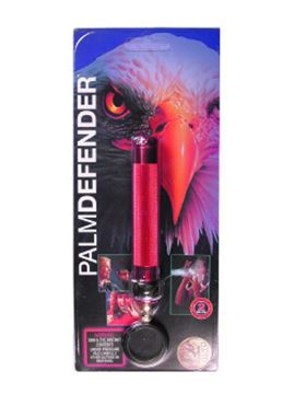 Picture of ASP PALM DEFENDER RED W/HEAT