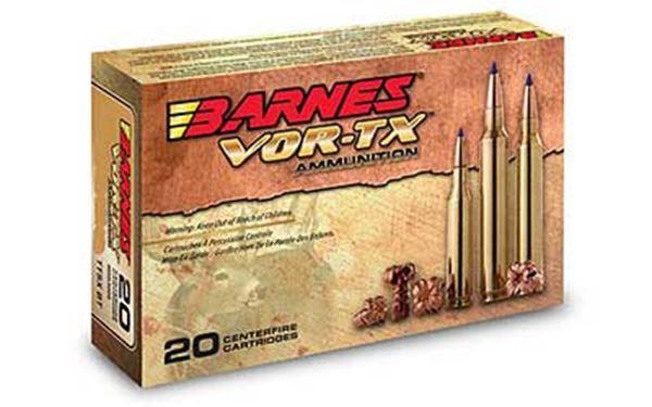 BARNES VOR-TX 7MM 140GR TTSX BT 20/