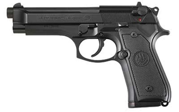 """BERETTA M9 9MM 4.9"""" BL 2-10RD"""