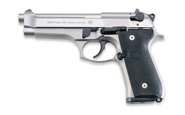 "BERETTA 92FS 9MM 4.9"" ST 2-10RD IT"