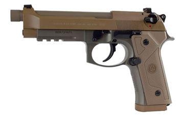 """BERETTA M9A3 9MM 4.9"""" 10RD FDE 3MAGS"""