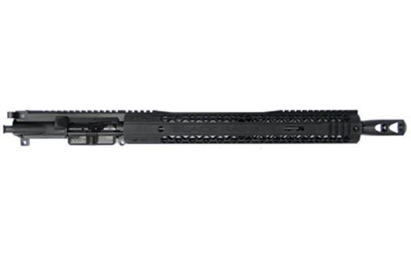 "BLACK RAIN UPPER 458SOCOM 16"" BLK"