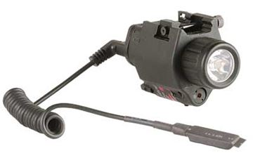 Picture of CAA TACTICAL LIGHT/LASER COMBO BLK