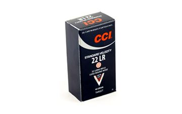 CCI 22LR STANDARD VEL INTL 50/5000