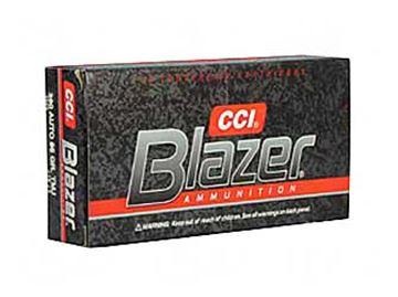 CCI/BLAZER 380ACP 95GR FMJ 50/1000