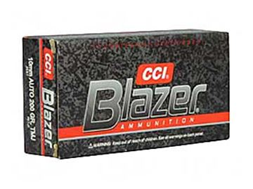 Picture of CCI/BLAZER 10MM 200GR FMJ 50/1000